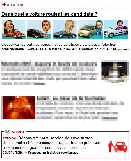 Newsletter l'Internaute