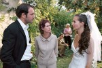Trois acteurs de Mariages