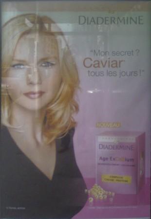 Caviar,diadermine