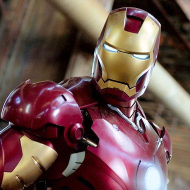 Iron Man, ce héros au sourire si doux