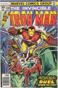 Iron man, version BD