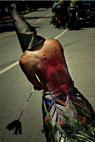 auto-flagellation