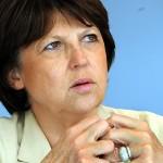 Martine dirige le Parti Socialiste