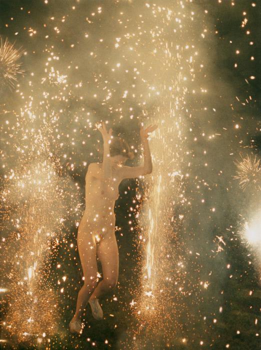 Ryan McGinley - Hysteric fireworks