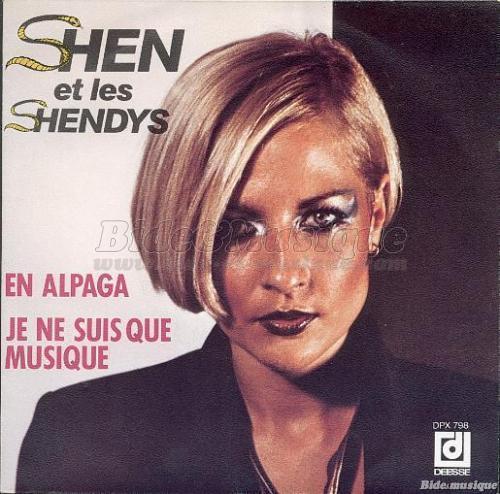 Shen et les Shendys - Je ne suis que musique