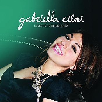 Gabriella Cilmi, couverture de l'album Lessons to be learned