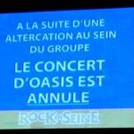 Rock-en-Seine de ménage (vendredi 28 août 2009)
