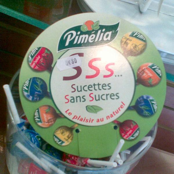 Sss... Sucettes Sans Sucres