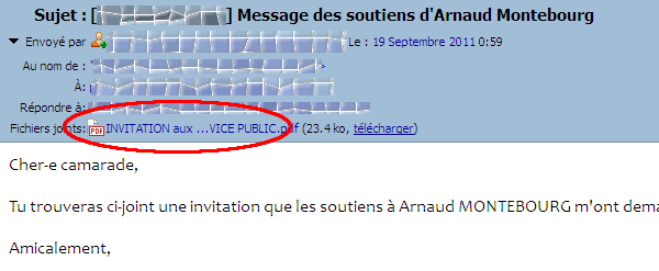 Invitation aux ... VICE PUBLIC, d'Arnaud Montebourg