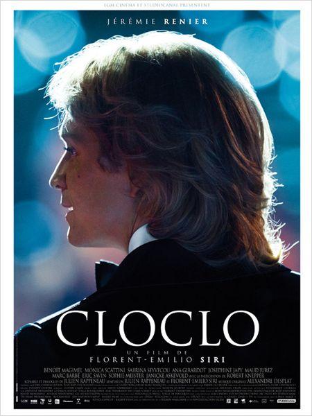 L'affiche du film Cloclo
