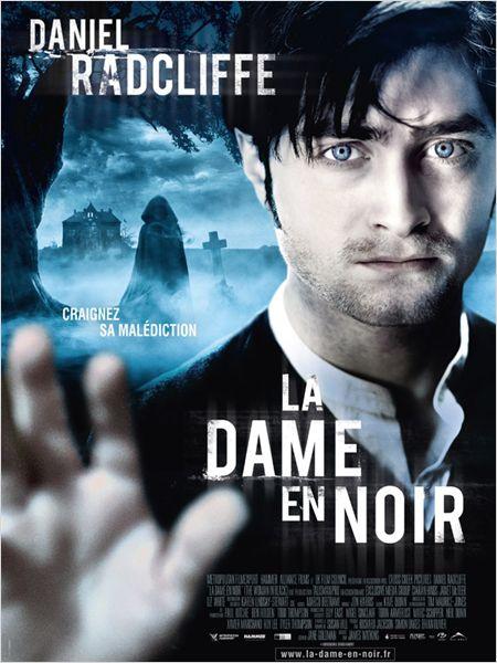 Affiche du film «La dame en noir» avec Daniel Radcliffe