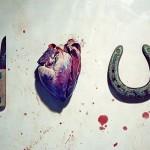 Maurizio Cattelan and Pierpaolo Ferrari - I love U