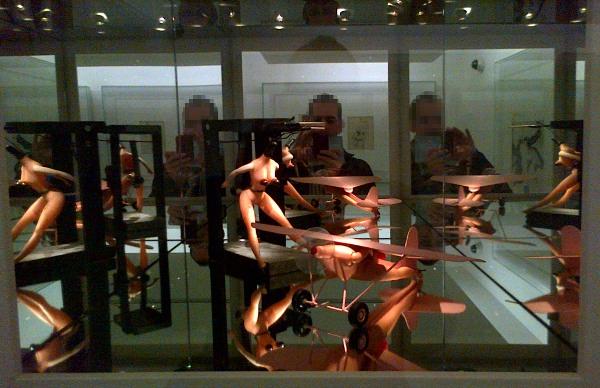 Strasbourg - au Musée Tomi Ungerer