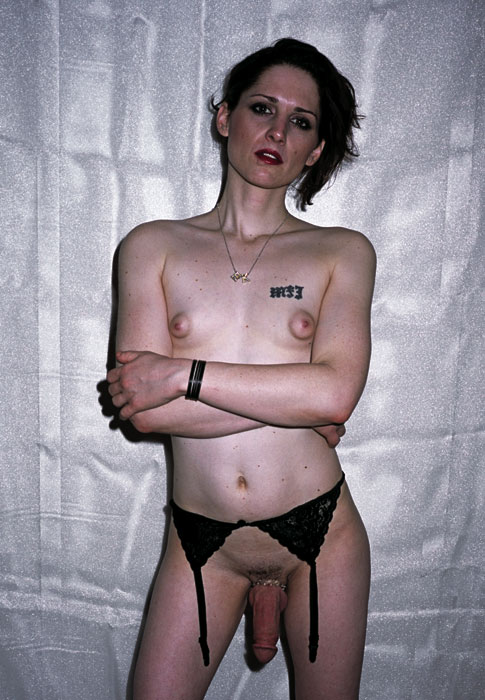 Transsexuel, photo de Tony Stamolis