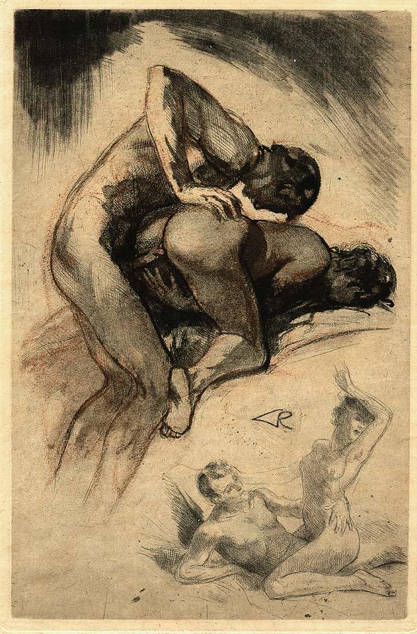Arabesques Intimes par Lobel-Riche (1936)