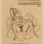 Lithographie « flos florum »