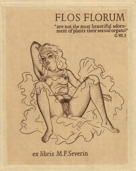 Lithographie «flos florum»